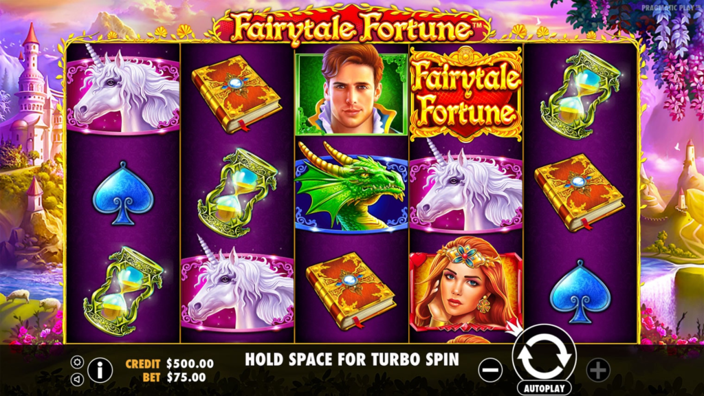 Slot Fairytale Fortune Pragmatic Play