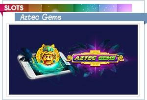 Cara main Slot Aztec Gems