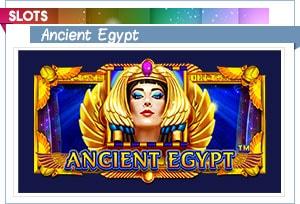 Cara main Slot Ancient Egypt
