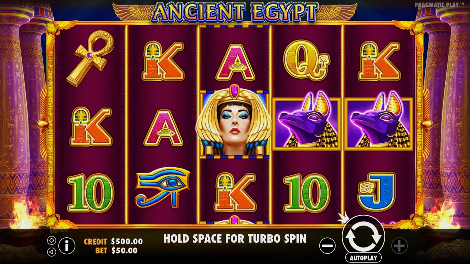 Slot Ancient Egypt Pragmatic Play