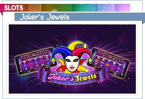 Cara main slot Joker's Jewel