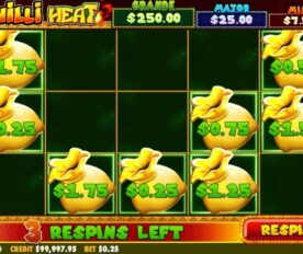 slot chili heat review